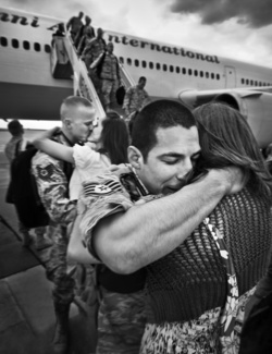 Colorado's Air National Guard Homecoming