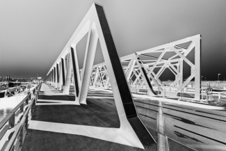Hafencity Bridge