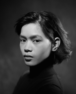 Portrait of a philippine Girl