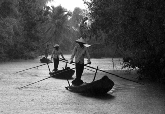 The Mekong Boatmen