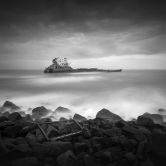 The Dark Beauty Series Ghost Ship 1
