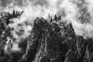 Cathedral Spires, Yosemite