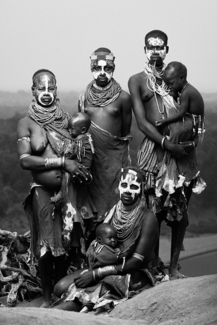 Karo tribe family
