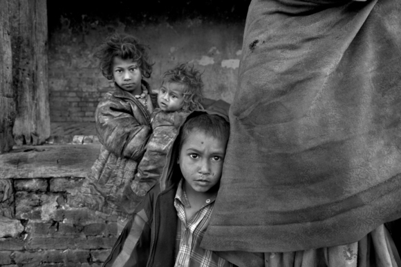In the Underbelly of Kathmandu - Family