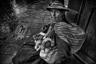 Cusco's Woman