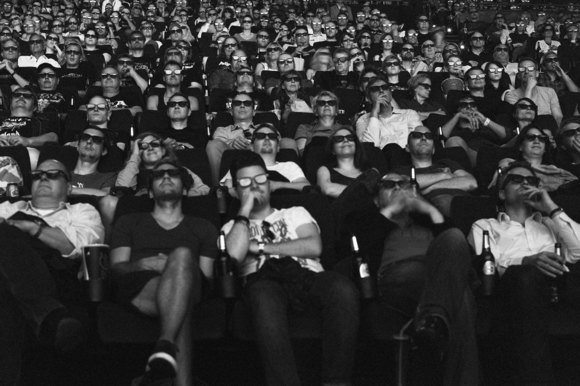 People Watching Wacken 3D, Hamburg