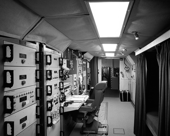 Minuteman Missile Launch Control Bunker