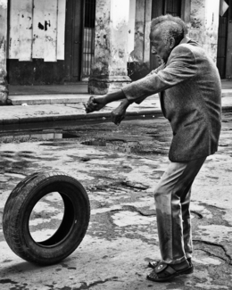 Tire Dancer