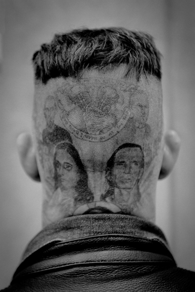 Indian Larry Head Tattoos