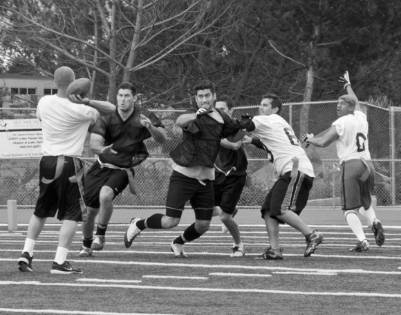Friendly Flag Football