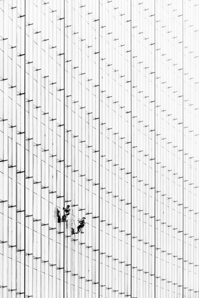 Shanghai Window Washers