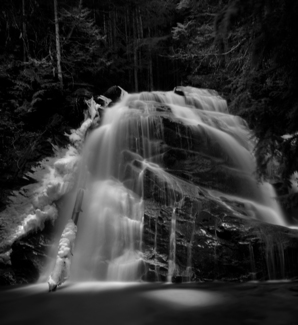 Snow Creek Falls study