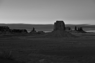 Classical Monument Valley