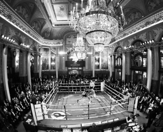 BOXING-MONTE CARLO STYLE