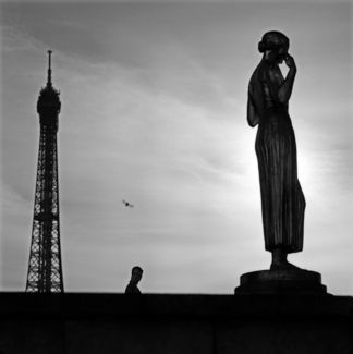 In a Beating of Wings, Paris 2010