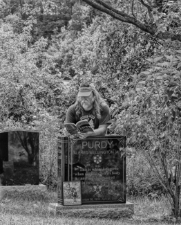 Poetry Reading at Al Purdy's Gravesite