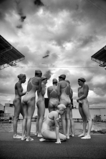 Egypt Synchro Swim Team-Rio