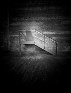Stair, Camera Obscura 13