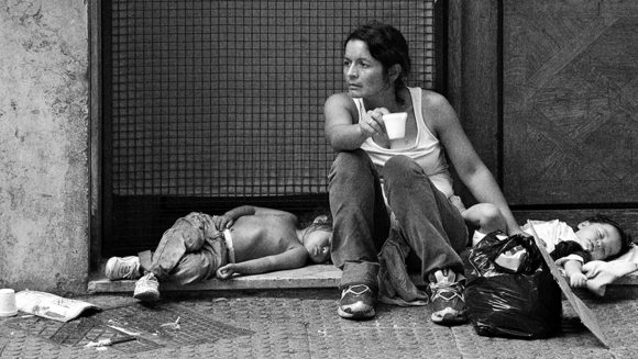 Street Mother, Buenos Aires