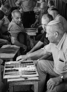 Backgammon Machane Yehuda Market 1462