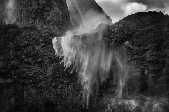 Milford Sound Storm