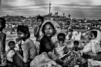 The Plight of Rohingya Refugees