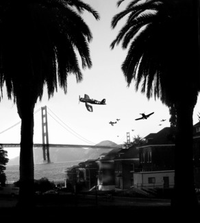 The Fly-By: Presidio Palms and Planes