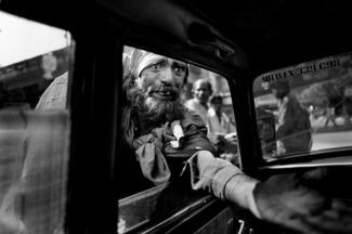 beggar of our conscience, Mumbai, India