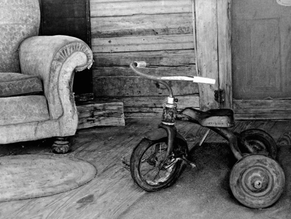 I left my trike at Uncle Lems...that was 40 years ago
