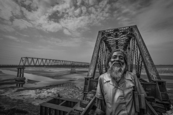 The Man and the Bridge