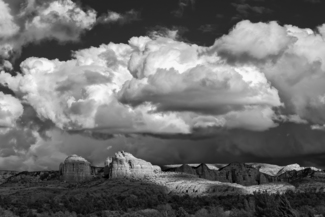 Clouds Over Sedona