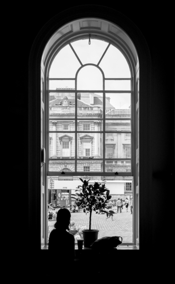Somerset House Silhouette