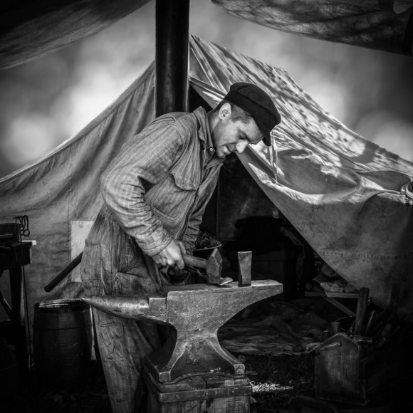 The Blacksmith