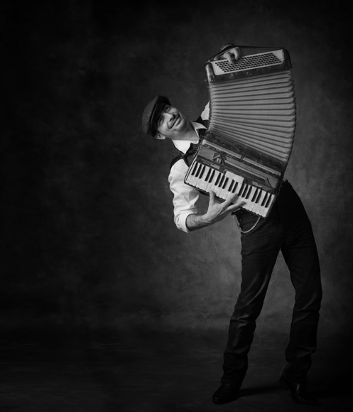 The Accordianist