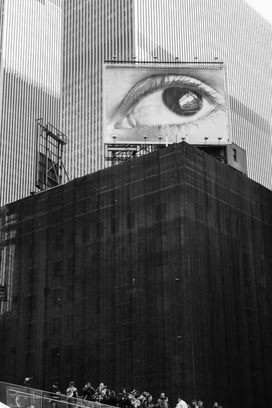 Big Eye in the Big Apple