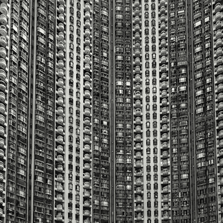 One Thousand Flats, Hong Kong - 2014