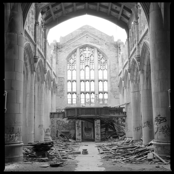 Gary, Indiana - City Methodist Church