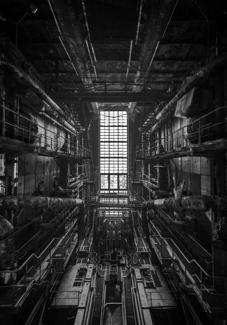 Power plant symmetry