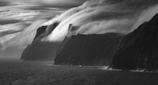 Faroes clouds