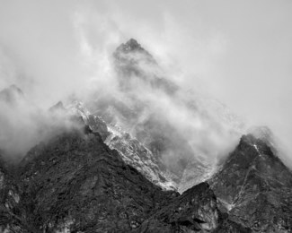 Remarkables in the Mist