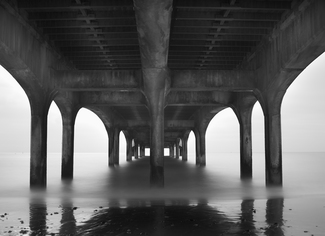 Below the Pier