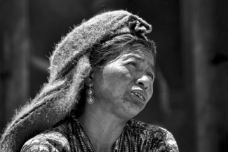 Woman of Chichicastenango