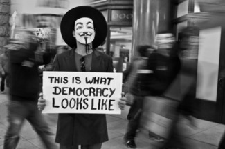 Democracy (Occupy Wall Street, Chicago)
