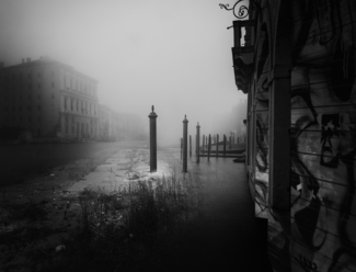 Venice Abandoned The Grand Canal