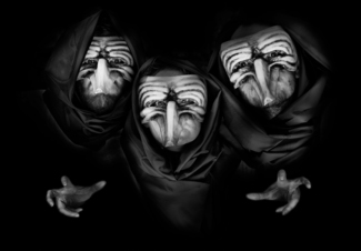 Macbeth Three Weird Sisters