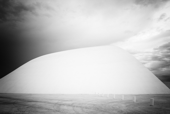 Untitled1 from series Poetics of Niemeyer's architecture