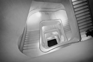 "series ""Stairs"" Untitled 2"