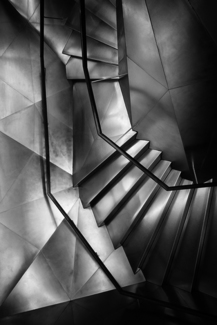 "series ""Stairs"" Untitled 6"