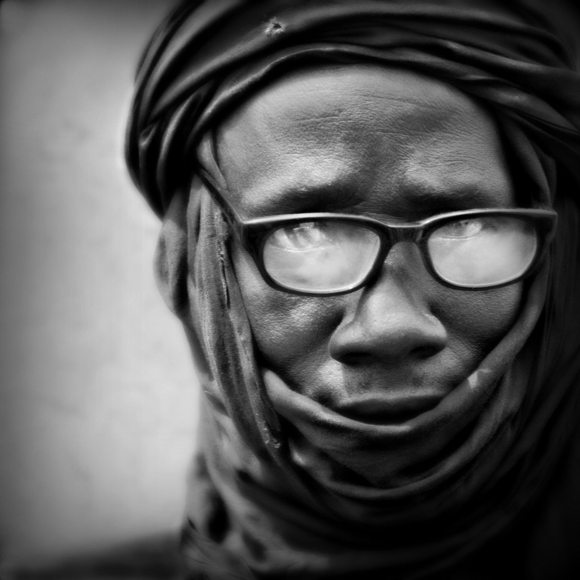 Sand Worn Glasses  - Timbuktu