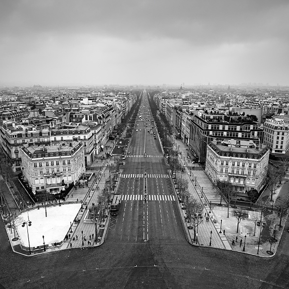 Champ Elysees, Paris
